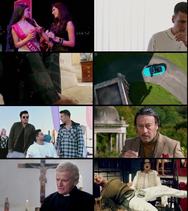 Housefull 3 2016 Hindi 480p BluRay